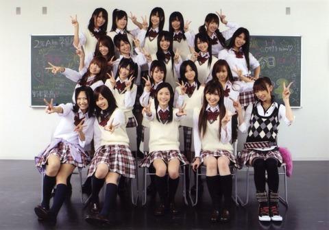 【AKB48】「大声ダイヤモンド」のときの指原峯岸が今のなこみくとタメって知ってた?