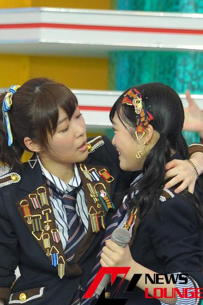 【悲報】指原莉乃がHKT48のあのメンバーに濃厚なキス【TIF】