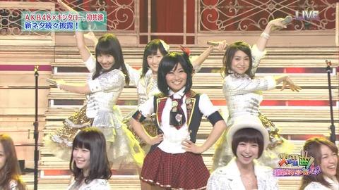AKB48は今絶対的センターを育てることが最重要