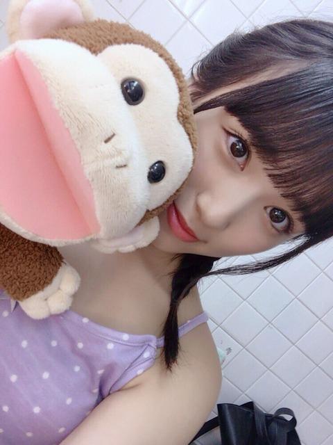 【悲報】HKT48矢吹奈子ちゃん、U-17コン体調不良で休演
