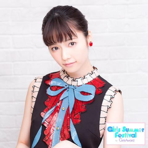 【AKB48】島崎遥香、ガルアワ出演決定!ぱるる選抜も登場!