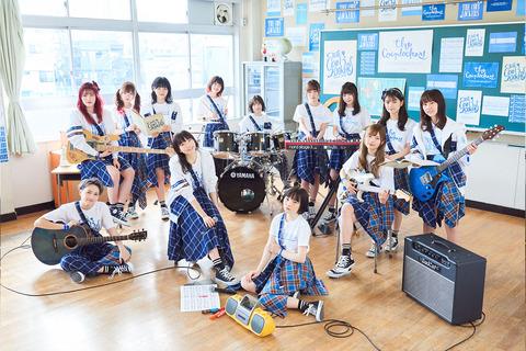 秋元康プロデュースのバンド、ザ・コインロッカーズがネットサイン会開催(CD3形態全て購入で1人のサイン)