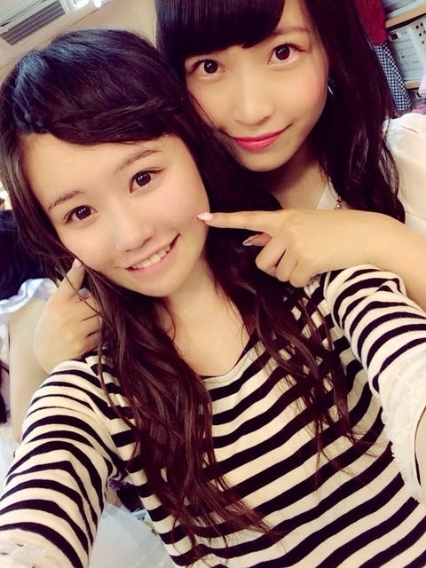【悲報】AKB48込山榛香「こみは.....あっ、私は~」と言い直す