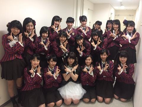 【AKB48】大和田南那さん、16期相手に18勝0敗の完全勝利
