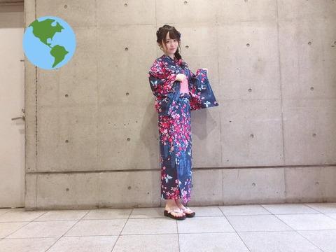 【AKB48G】メンバーの浴衣画像を貼れください【納涼】