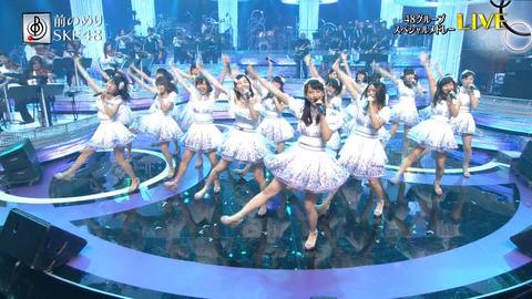【SKE48】「前のめり」三日目売上は13,606枚