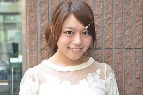 【元SKE48】水牛こと山田澪花が日大法学部法桜祭のミスコンに立候補wwwwww