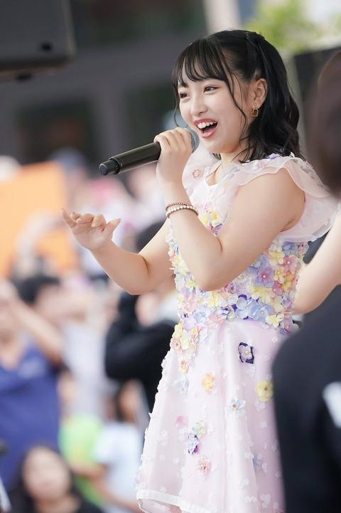 【朗報】みーおん、痩身エステの効果もあり無事痩せる!!!【AKB48・向井地美音】