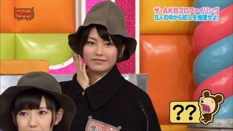 横山由依「隣のレジから19万1538円です。って聞こえてきた。」