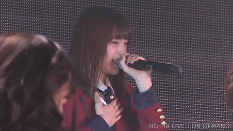 【NGT48】事件が発覚し号泣していた太野彩香さん、嬉しさのあまりニッコニコ