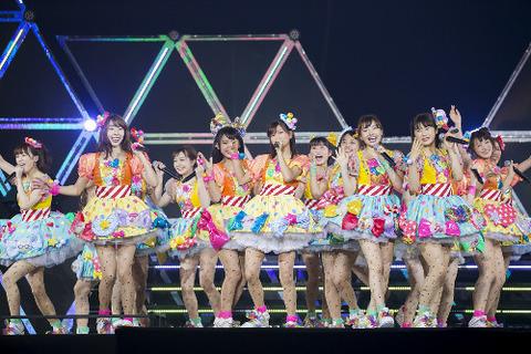 【NMB48】さや姉不在コンサート完売せず、次のシングルセンターは山本彩に決定