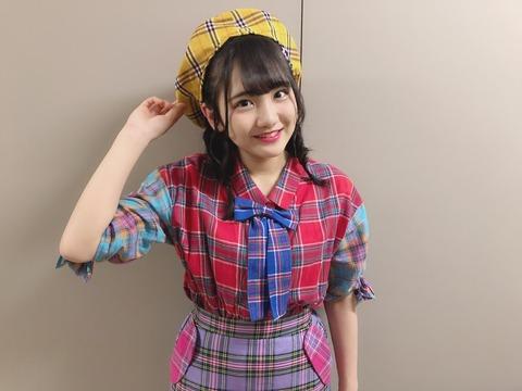 【AKB48】田口愛佳はショートとロングどっちがかわいいと思う?