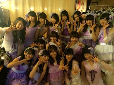 【AKB48】高橋朱里チーム4メンバーをランク付けした