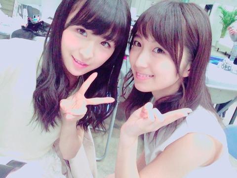 【AKB48】川本紗矢と高橋朱里の区別がつかない件
