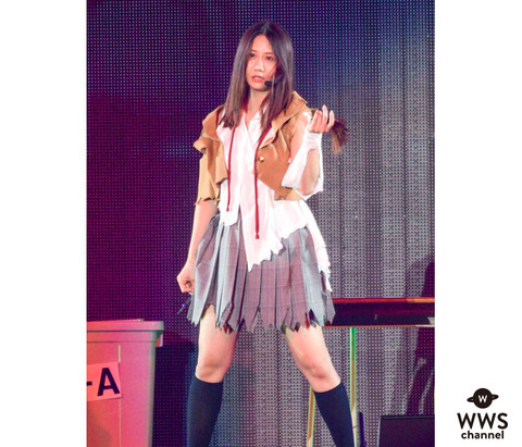 【SKE48】古畑奈和がランクインコンサートのステージ上でまさかの「断髪」