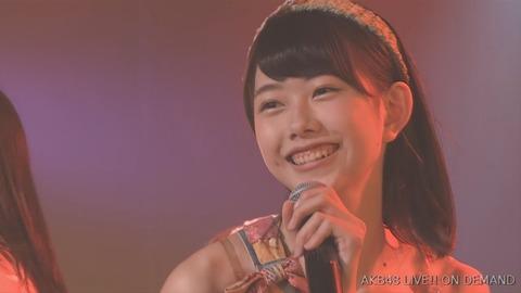 【AKB48】千葉恵里ちゃん、夏休み中に身長が1cmのびる