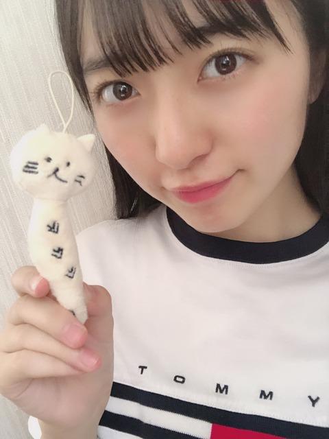【動画】STU48みちゅの太ももキタ━━━(゚∀゚)━━━!!【今村美月】