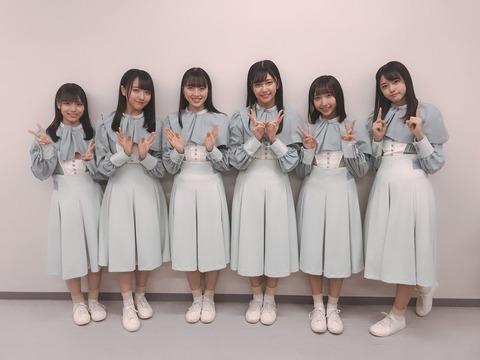 【STU48】ビジュアルメンバーが勢揃いしたよ!!!