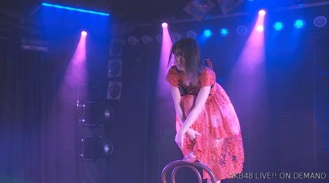 【画像あり】ゆいりんごの真っ赤なりんごが・・・!!!【AKB48・村山彩希】