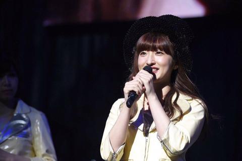 【悲報】NMB48梅田彩佳、リクアワにて卒業発表