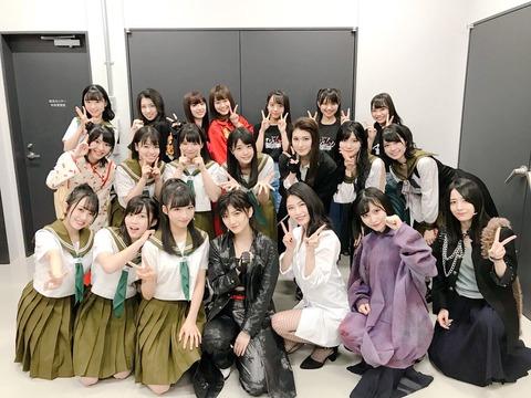 【マジムリ学園】エロ先生役の横山由依さん「席によってはもう見えちゃう」