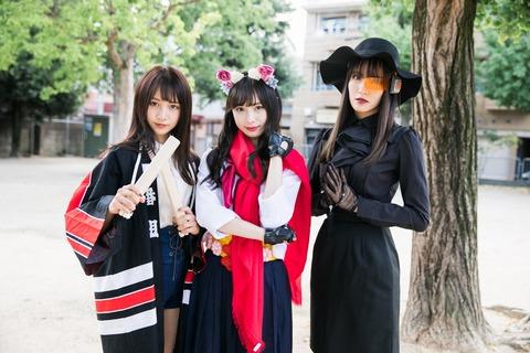 【NMB48】小嶋花梨の悪役が似合いすぎてる件www【#ヒーロー少女可憐Flower】