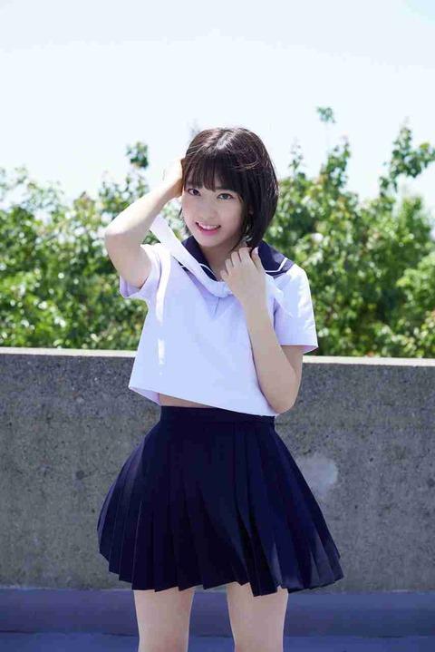 【AKB48G】基本的にみーおんやみおりんみたいな体型が好きだけどさくらたんみたいに・・・【向井地美音・市川美織】