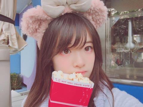 【AKB48】武藤小麟「#彼女とデートなう に使っていいよ(⑉•ᴗ•⑉)」