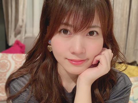 【悲報】AKB48チーム8岡部麟さん、ついに二軍落ち