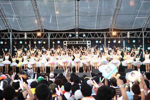 【悲報】「美浜海遊祭SKE48 SpecialLiveShow」今年は主催者側の都合で開催されず