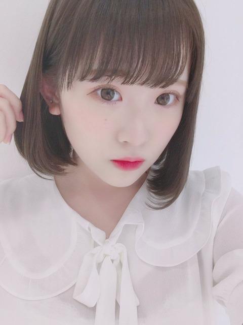 【NMB48】武井紗良がめっちゃ清楚系に変身!!!【さららん】