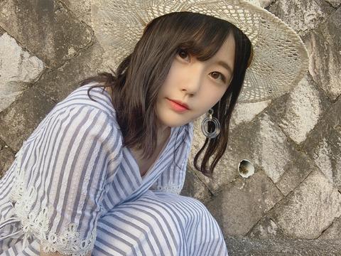 【悲報】STU48瀧野由美子さん、お話し会売上で石田千穂だけでなく薮下楓にも抜かれて3番手に転落してしまう・・・