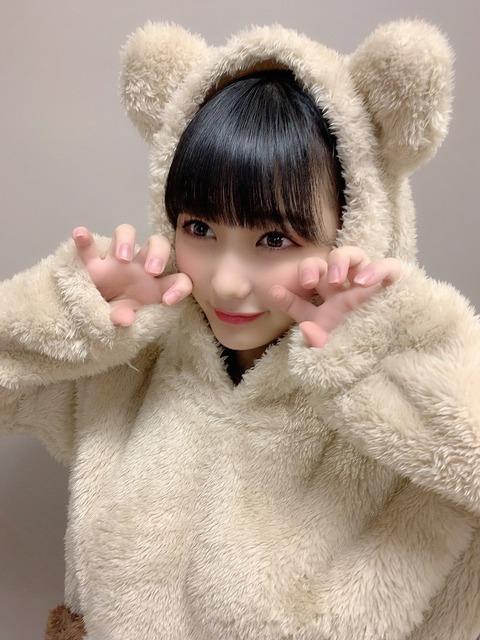 【HKT48】田中美久「なんと重大発表があるみたいです!みなさん、楽しみにしててください!」