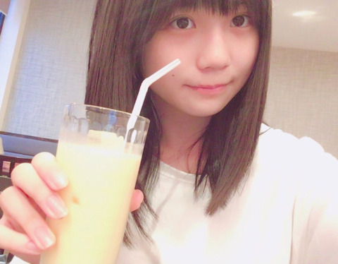 【SKE48】小畑優奈「マンゴー好きなの?ってたくさん聞かれるけど、私はマンゴーあまり食べません。笑」