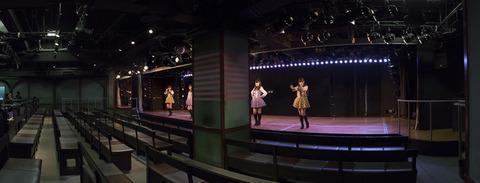 AKB48のあの糞劇場は新しくならないの?