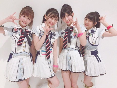 【AKB48】ポニシュ衣装のいちごちゃんずが可愛過ぎる!!!【15期】