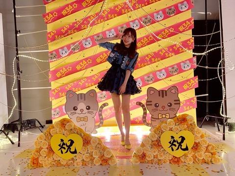 【HKT48】指原莉乃「あと10日でアイドルじゃなくなる」