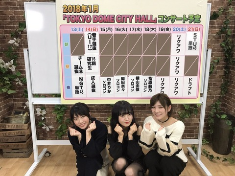 【AKB48】ゆいはんのソロコンサートでありがちなこと【横山由依】