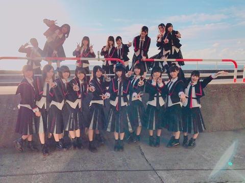 【NGT48】2nd「世界はどこまで青空なのか?」4日目売上は4,071枚
