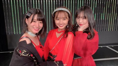【朗報】NMB48山本彩加、梅山恋和、上西怜で新ユニット「LAPIS ARCH」結成!