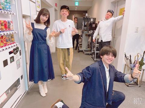 【悲報】AKB48小栗有以ちゃんがイケメンに囲まれてる…終わった…