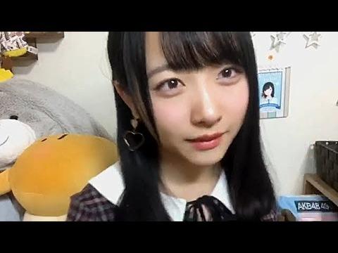 【STU48】石田千穂ちゃん、最新曲ポジで3列目端にされ悔し泣き配信【SHOWROOM】