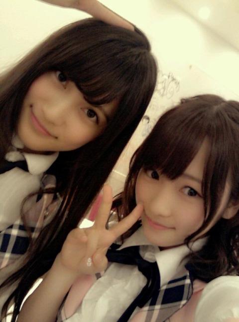 【AKB48】川栄李奈と入山杏奈のゴリ推し