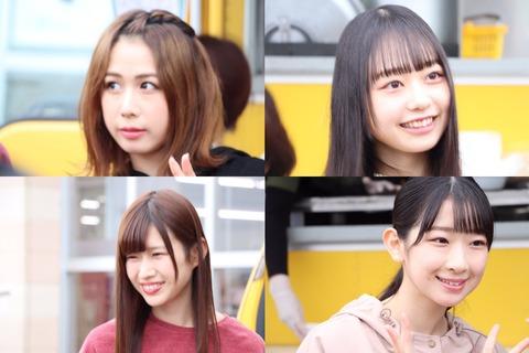 【朗報】台風19号の被災地ボランティアにNGT48の安心安全メンバーが参加