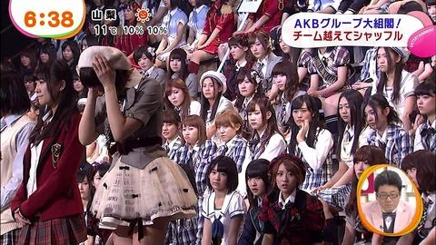 【AKB48G】大組閣で支店に移籍した本店メンバーって移籍しなかったら今頃全員卒業してたよな