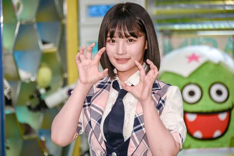 【朗報】AKB48矢作萌夏が「ミライ☆モンスター」新MCに決定!
