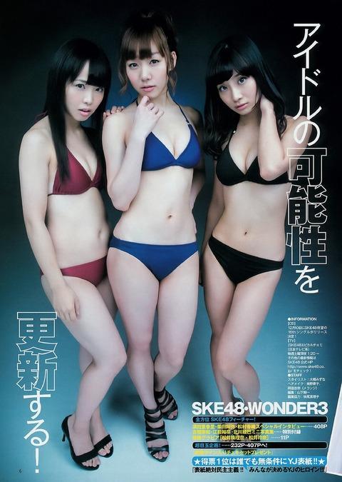 【AKB48G】グループNO.1のブステロリストと言えば誰?