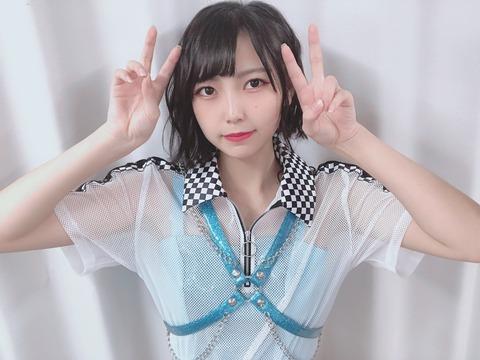 【朗報】NMB48研究生の前田令子がNHK地上波でソロ出演!