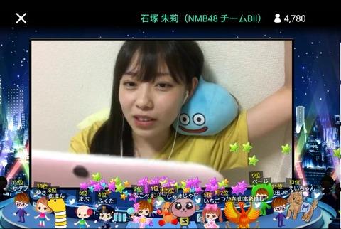 【朗報】あんちゅのドラクエ配信キタ━━━(゚∀゚)━━━!!【NMB48・石塚朱莉】