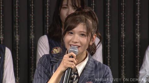 【NMB48】谷川愛梨「アイドルである以上ファンのみなさんを悲しませる事はあってはならない」
